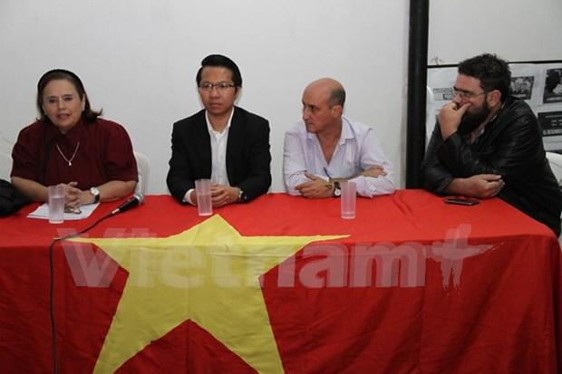 Vietnamese women spotlighted at Argentina workshop hinh anh 1