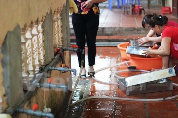 WB approves Vietnam sanitation project hinh anh 1