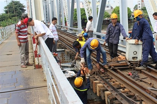 HCM City to inspect, replace old bridges hinh anh 1