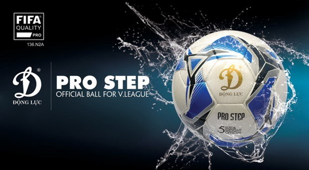 VPF, Dong Luc agree on two-year ball sponsorship deal hinh anh 1