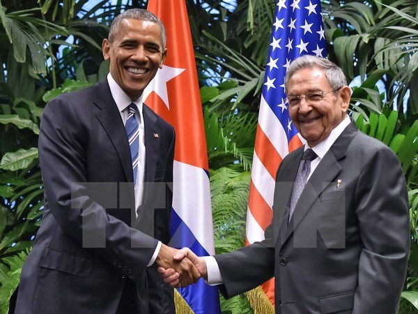 Vietnam welcomes US President's official visit to Cuba hinh anh 1