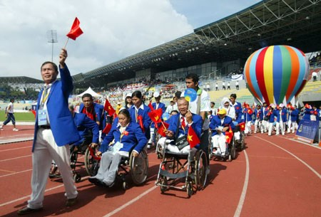 Myriad activities to be held for disabled hinh anh 1