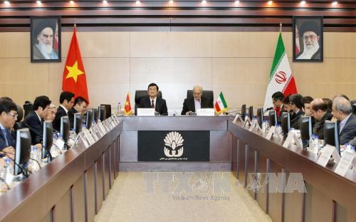 Iran firms keen to invest in Vietnamese market hinh anh 1
