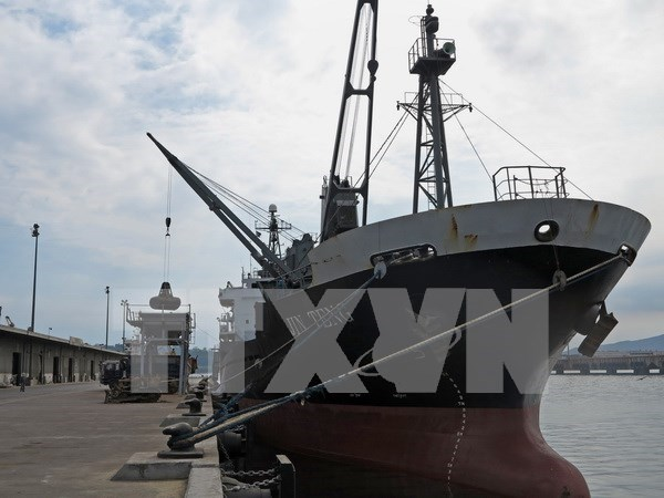 Philippines frees DPRK ship after UN embargo lifted hinh anh 1