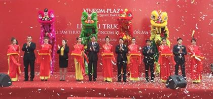 Vingroup opens first shopping mall in Central Highlands hinh anh 1
