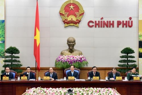 Last Cabinet meeting heated up with natural disaster-related issues hinh anh 1