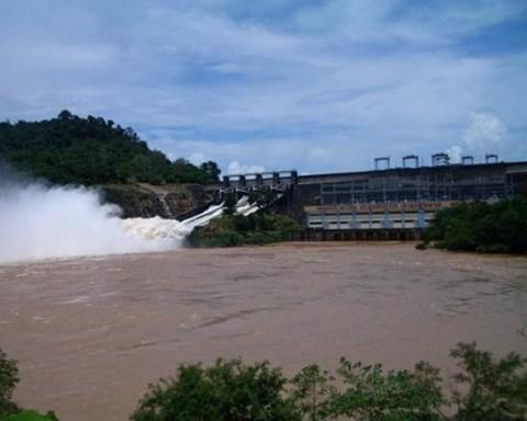 Laos pledges to help Vietnam's Mekong Delta battle drought hinh anh 1