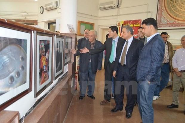 Vietnam photo exhibition week starts in Egypt hinh anh 1