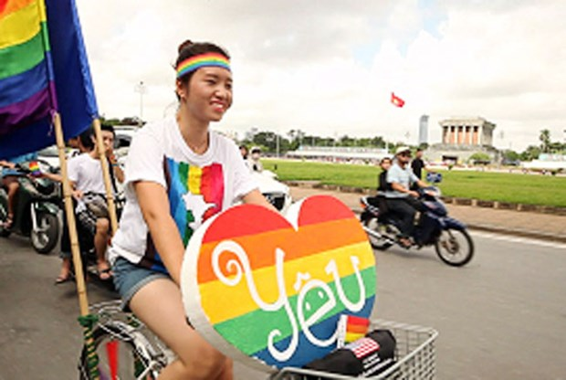 Vietnam's LGBT community inspires video contest hinh anh 1