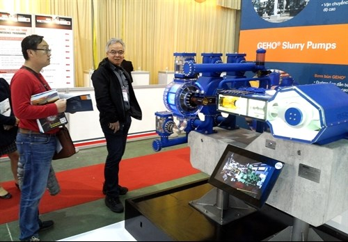 Mining industry to modernise hinh anh 1