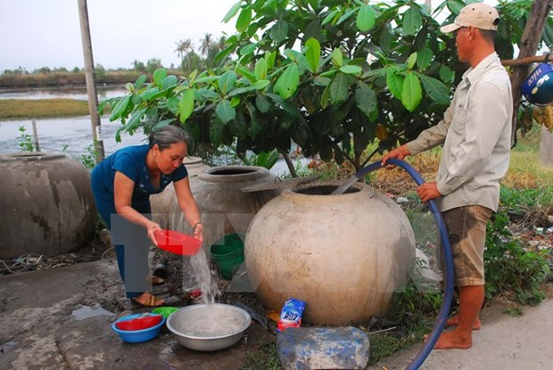 Belgium works with Mekong Delta on water purification, waste treatment hinh anh 1