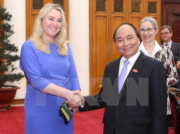 Deputy PM asks for Dutch support in climate change response hinh anh 1
