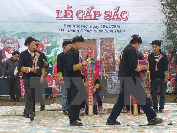 Dao maturity rite recognised as intangible cultural heritage hinh anh 1