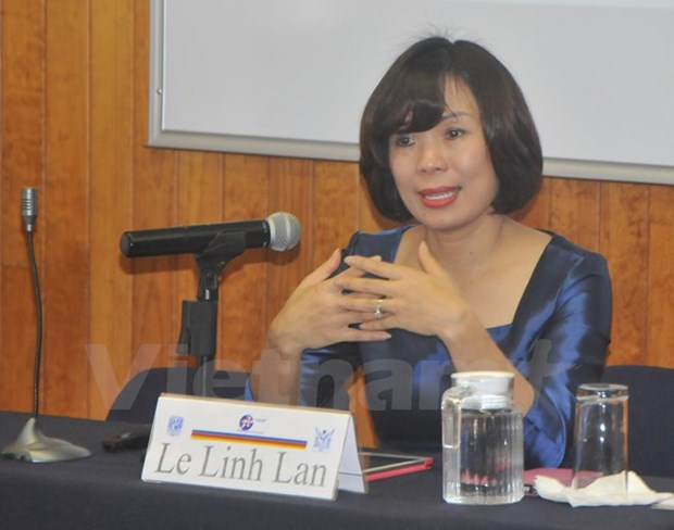 Talk on Vietnam's foreign policy in Mexico hinh anh 1