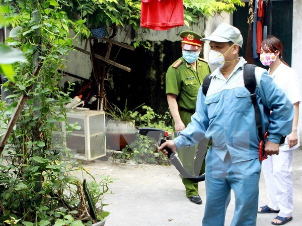 Hanoi puts maximum effort into Zika prevention hinh anh 1