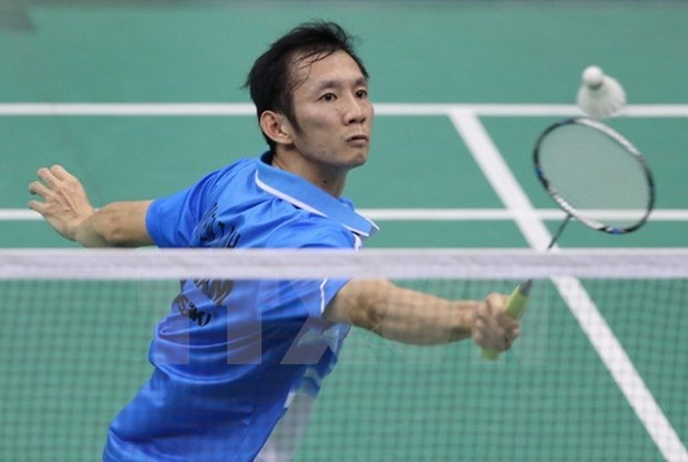 Vietnamese badminton player returns to top 40 in BWF world rankings hinh anh 1