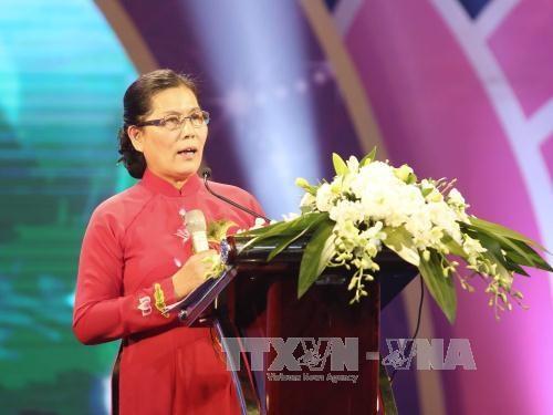 Vietnamese, Lao women's unions bolster bonds hinh anh 1