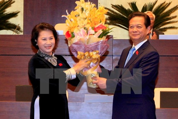Lawmakers agree to relieve Prime Minister of post hinh anh 1