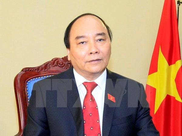 New Prime Minister vows to build strong, united government hinh anh 1