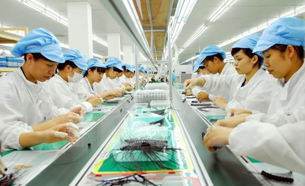 FDI surges by 119 percent in Q1 hinh anh 1