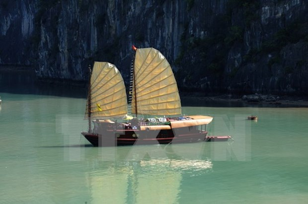 Quang Ninh to end overnight docking in Ha Long Bay hinh anh 1