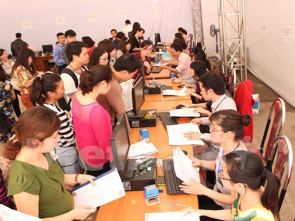 Laos studies operation of trade unions in Ben Tre hinh anh 1