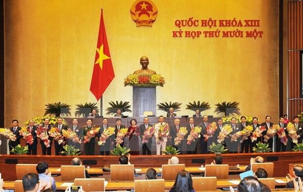 Deputies hope new gov't further drives socio-economic progress hinh anh 1