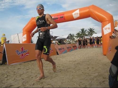 Ironman to challenge in Da Nang hinh anh 1