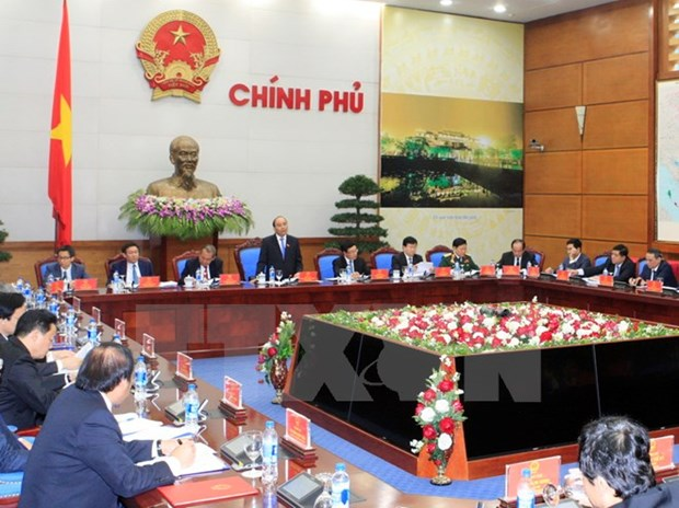 Prime Minister chairs first meeting of newly-elected government hinh anh 1