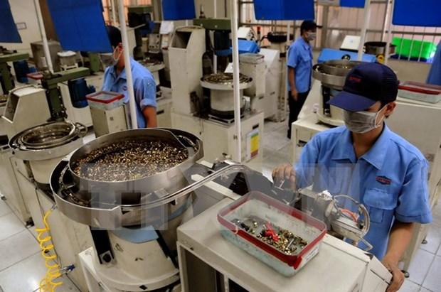 Marujyu inaugurates metal part factory in Ha Nam hinh anh 1