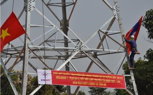 Vietnam ready to import power from Laos hinh anh 1