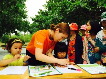 Quang Tri: RoK-funded happiness programme proves effective hinh anh 1