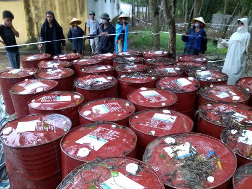 Project to reduce chemical risks to environment launched hinh anh 1