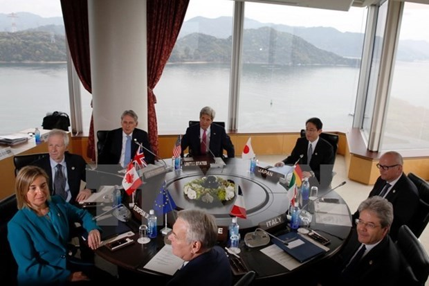 Vietnam hails G7 Foreign Ministers' statement on security hinh anh 1