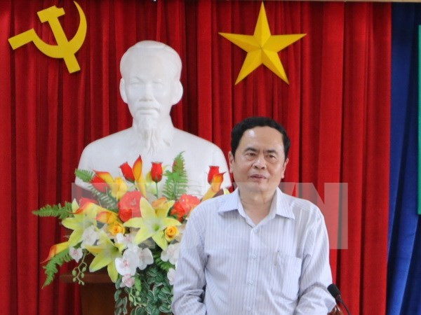 Tran Thanh Man appointed as front Vice President- General Secretary hinh anh 1