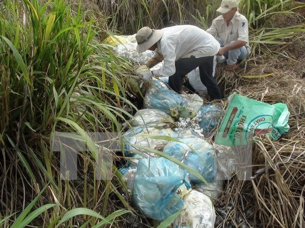 Environment matters to rural areas during development hinh anh 1