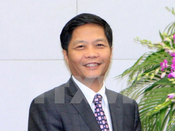 Minister: perfecting institutions key to boost industry-trade sector hinh anh 1