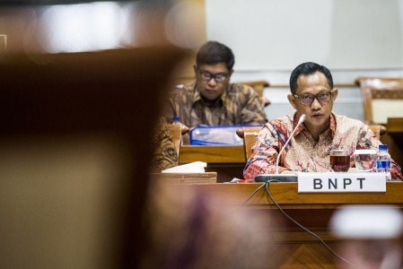 Indonesia's counterterrorism agency asks for budget rise in 2017 hinh anh 1