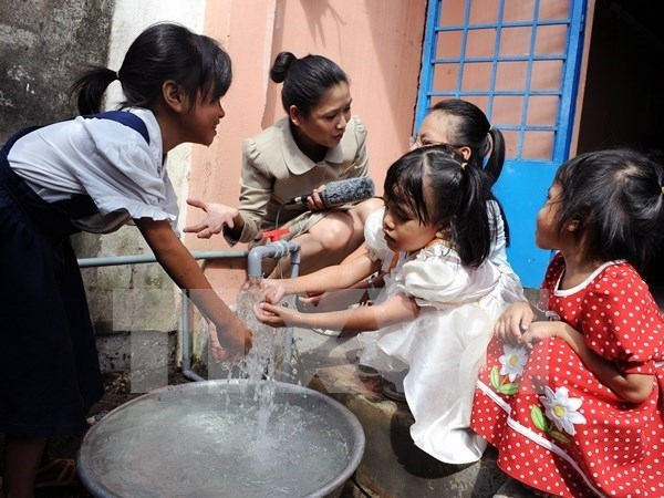 HCM City districts aim to bring water to more residents hinh anh 1