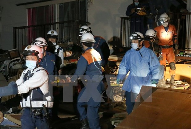 Vietnam sympathises with Japanese over earthquakes hinh anh 1