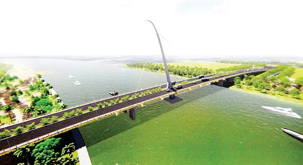 Can Tho to build cable-stayed bridge costing billions hinh anh 1