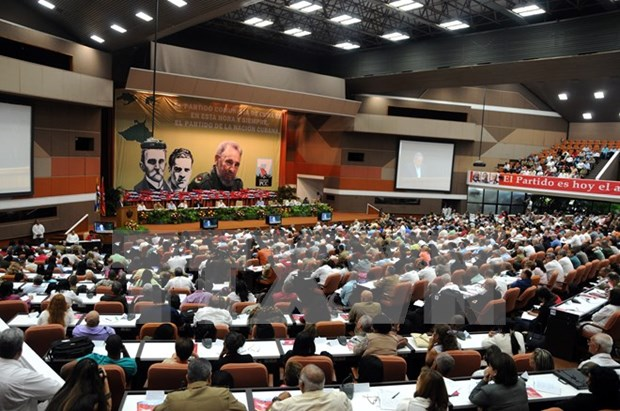 Congratulations to Cuba on 7th national Party congress hinh anh 1