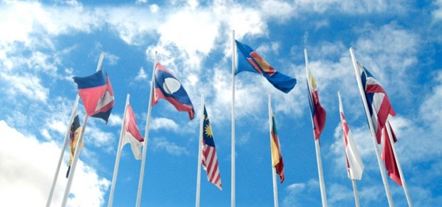 ASEAN shows solidarity with earthquake-hit countries hinh anh 1