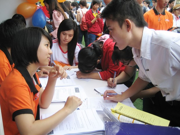 "Seminar talks ""Skills to Succeed"" for youngsters hinh anh 1"