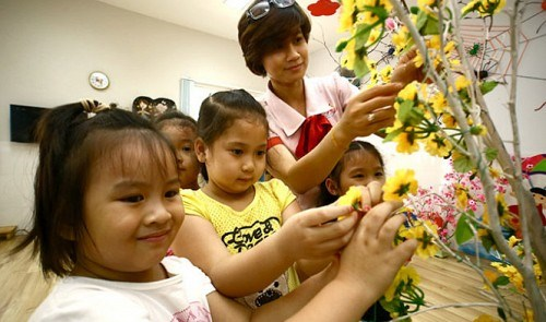 Private preschools get a boost hinh anh 1