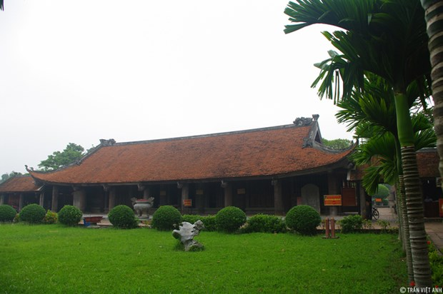 Master plan for Keo pagoda to be designed hinh anh 1