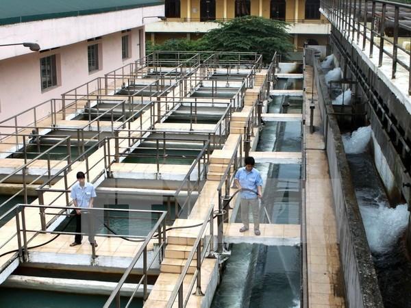 Hanoi may face summer water shortage hinh anh 1