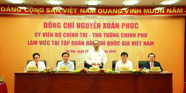 PM hails PetroVietnam's contributions to national energy security hinh anh 1