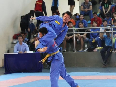 HCM City wins national Vovinam championships hinh anh 1