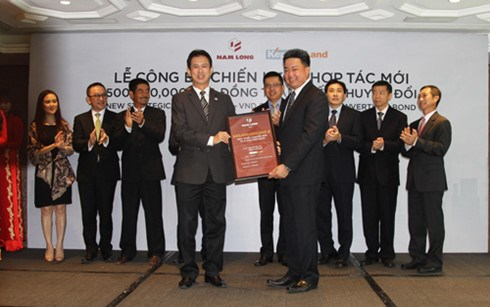 Keppel Land buys 500 bln VND of bonds hinh anh 1